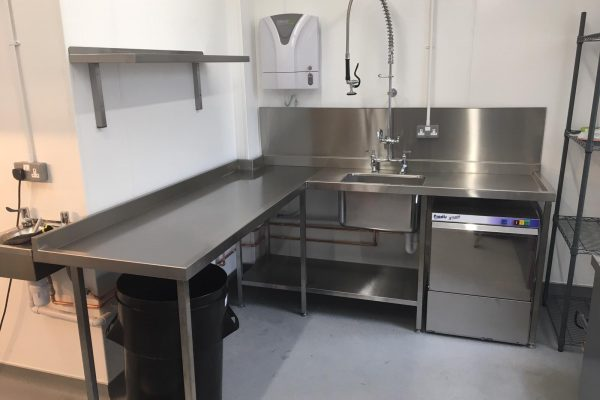 Andrew White Servicing - Commercial Kitchen Service Contracts